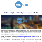 website designing and development company